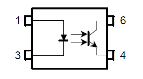 TLP181 Circuit Diagram